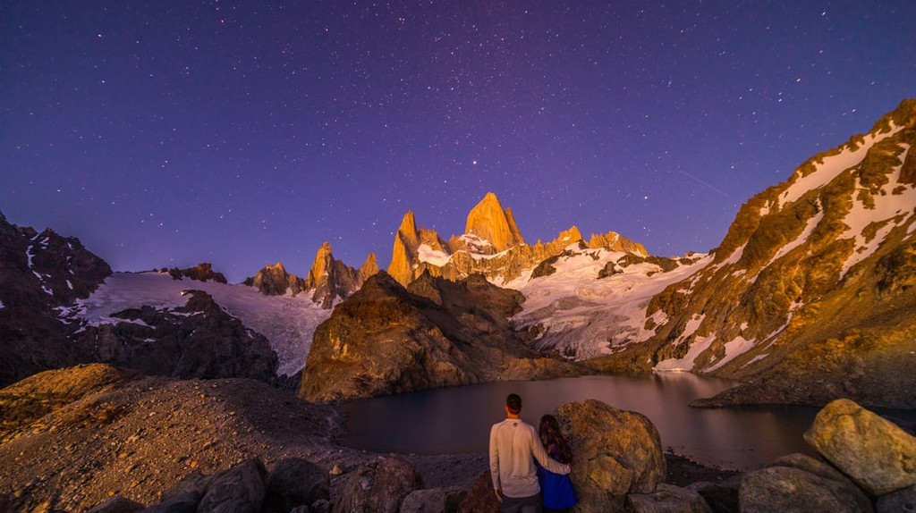 Mt. Fitz Roy, Patagonia | ©  Nicholas Courtney / Shutterstock