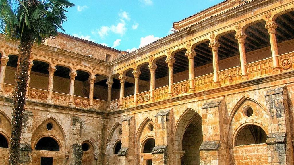 Monastery in Soria, Spain   MaxPixel