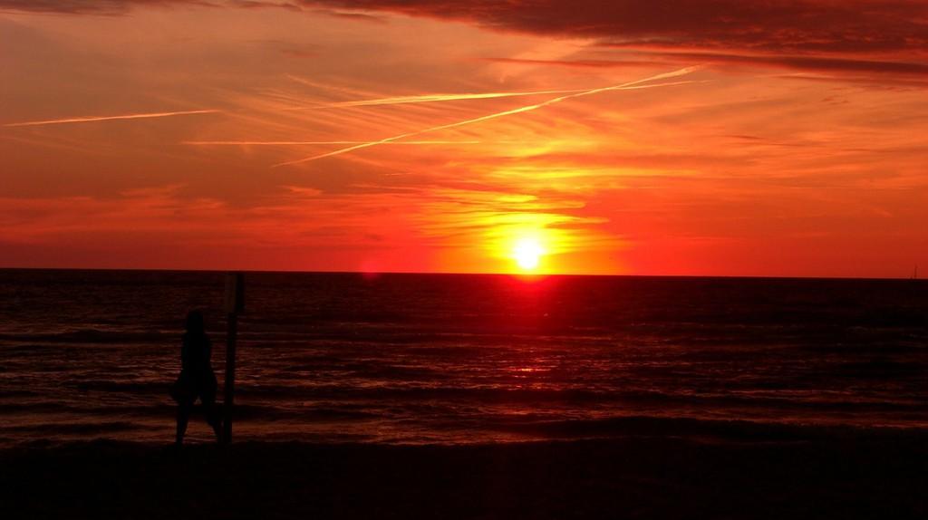 Sunset on Sylt | © Fitze / Pixabay