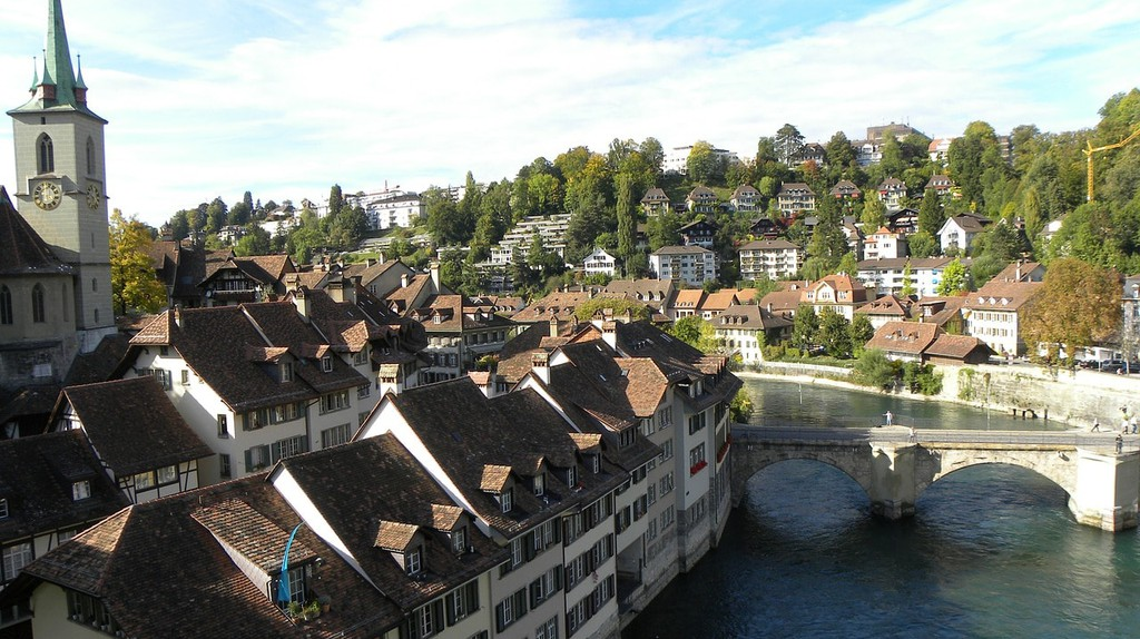 The Swiss capital of Bern is only a short trip away from Basel   © 151390 / Pixabay