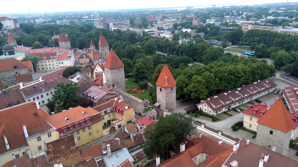Tallinn | © napfour/Flickr