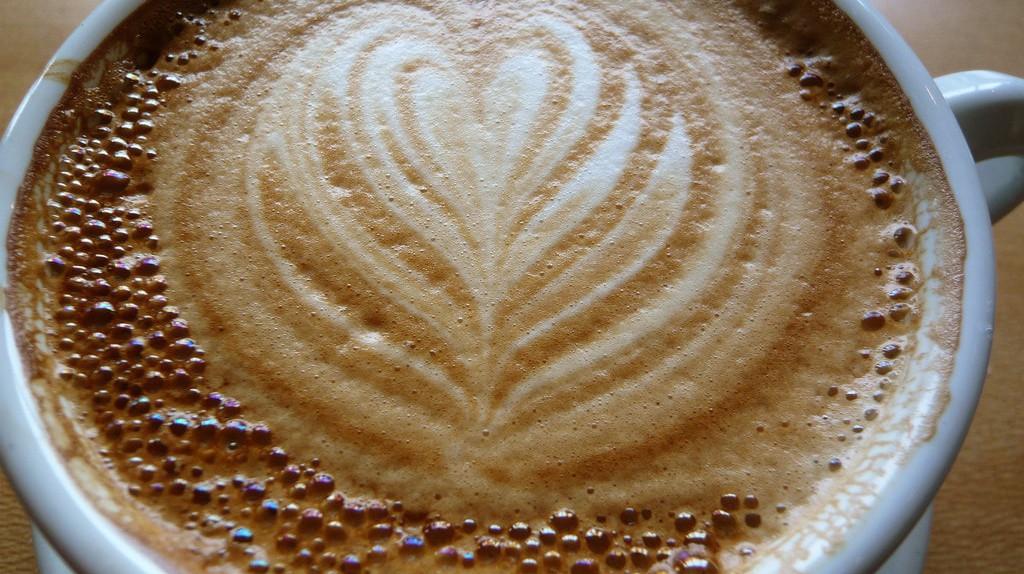 Victrola latte | © Jessica Spengler / Flickr