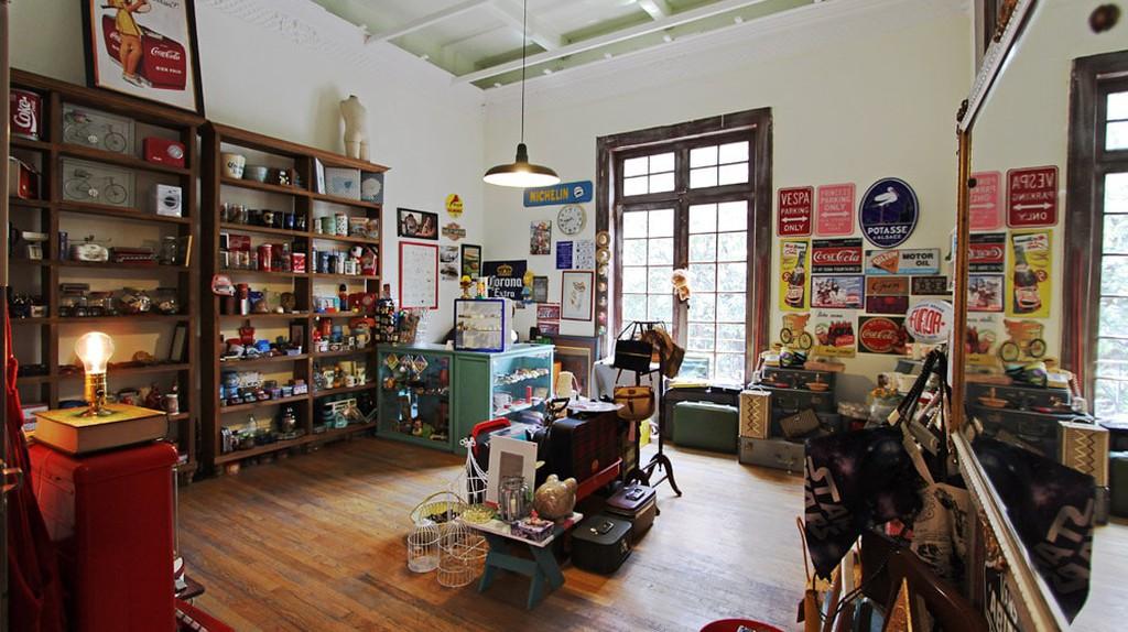 Vintage Love store inside Fusion Bazar │© Fusion Bazar