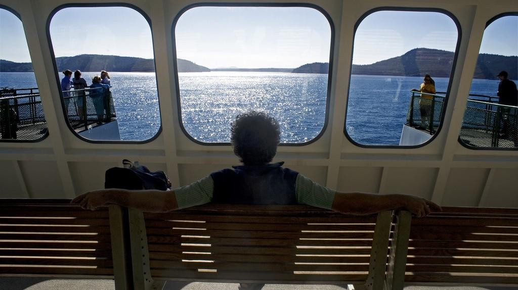 WA State Ferries | © woodleywonderworks / Flickr