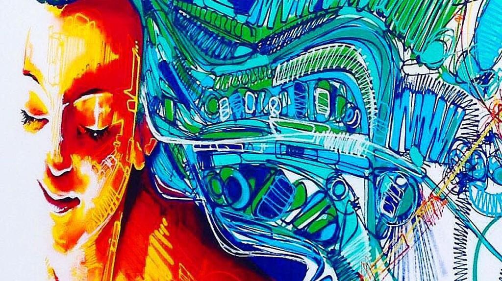 Marcelo Ment's art in Rio de Janeiro | © Marcelo Ment