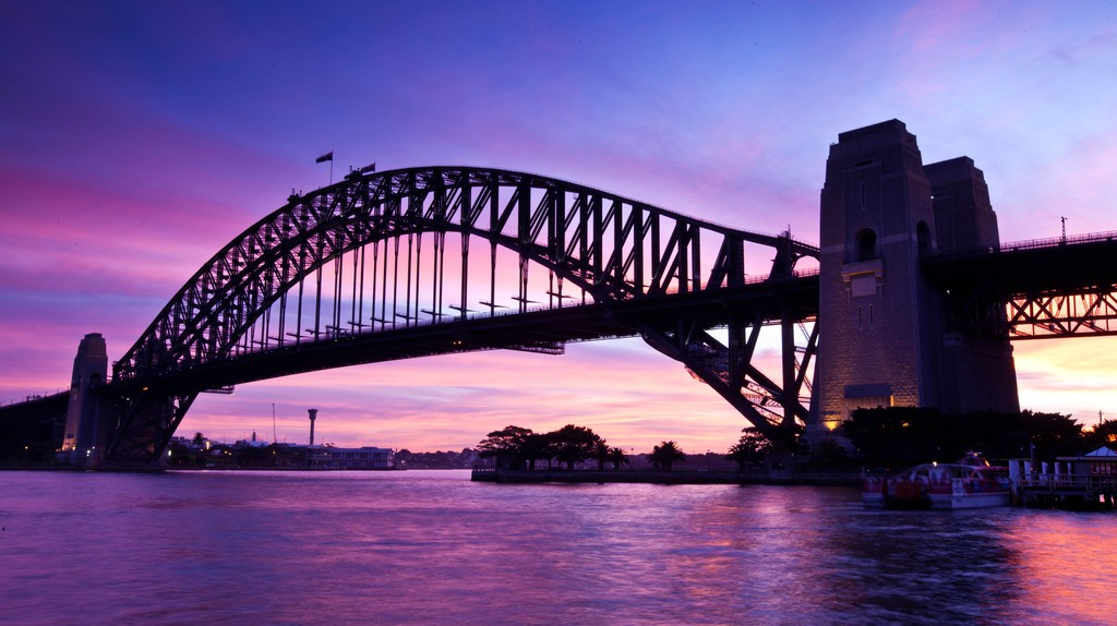 Sydney Harbour Bridge | © Geoff Jones/Courtesy of BridgeClimb