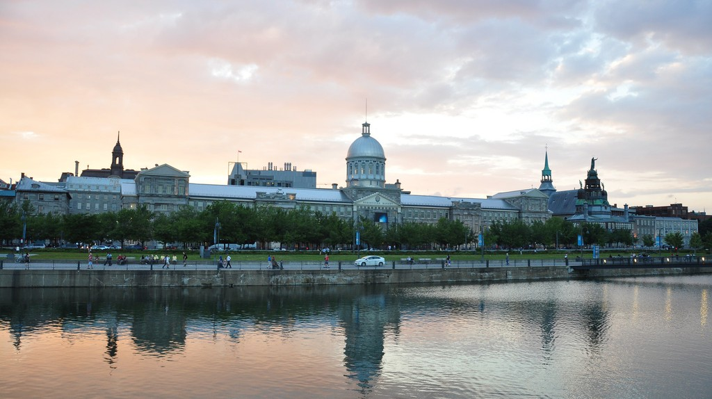 Old Port, Montreal | © abdallahh / Flickr