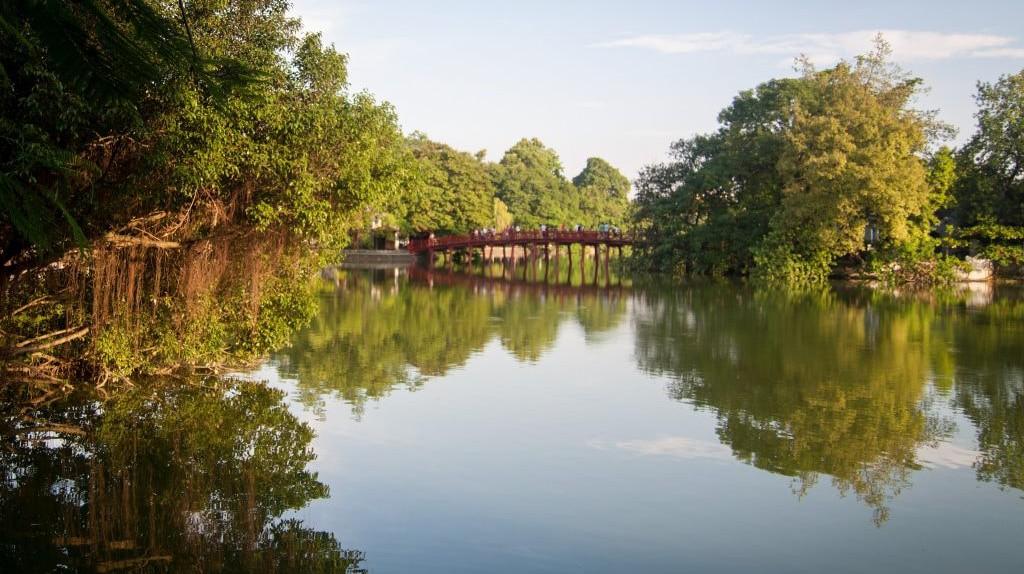 Hoan Kiem Lake | © Guretto/Flickr