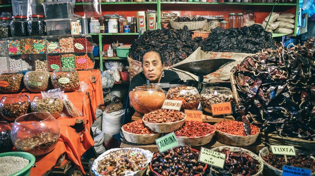 Market in Oaxaca | © Eddy Milfort / Flickr