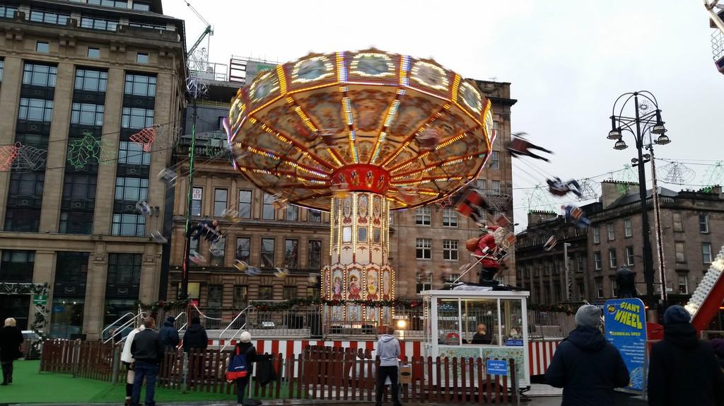 Glasgow Loves Christmas| ©MichelCuri /Flickr