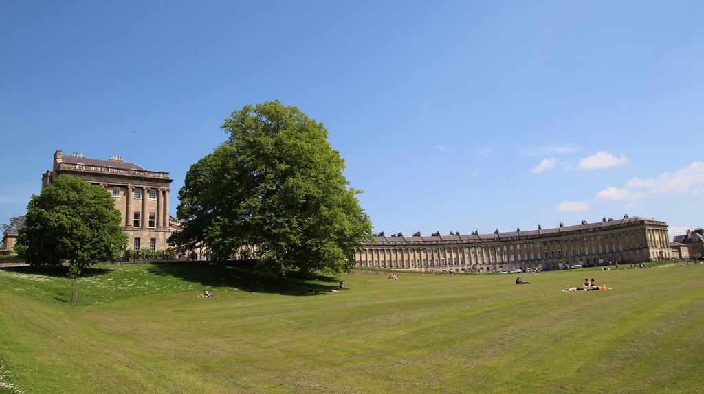 How to Spend 24 Hours in Bath, England