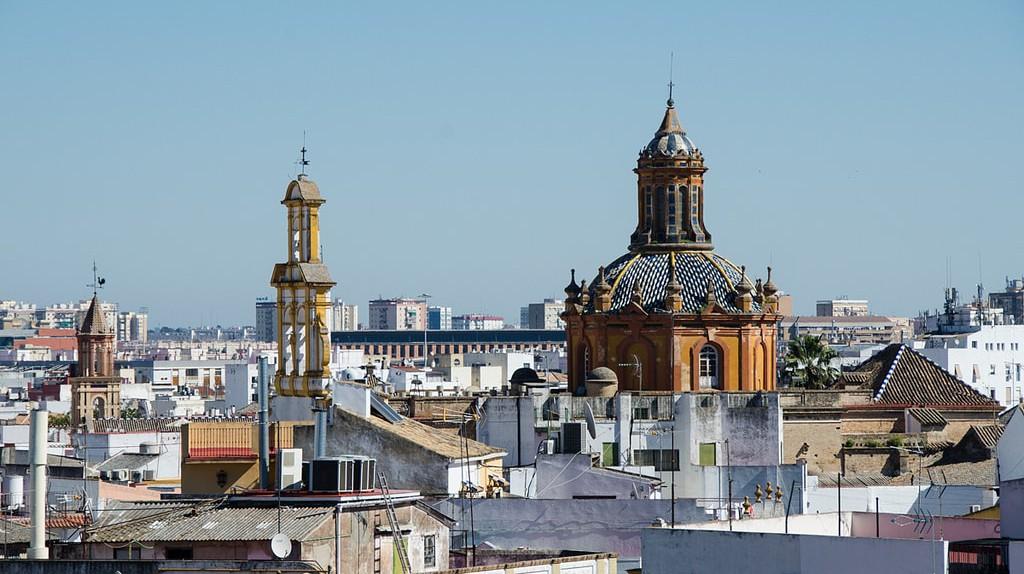 Cádiz, Spain; Anna & Michal/flickr