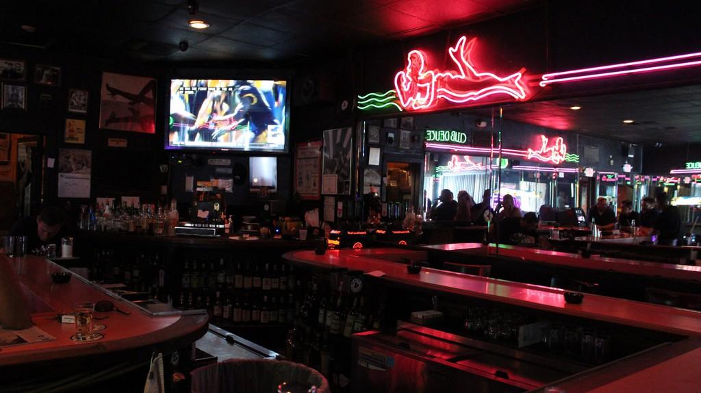 Macs Club Deuce Bar South Beach © Phillip Pessar   Flickr