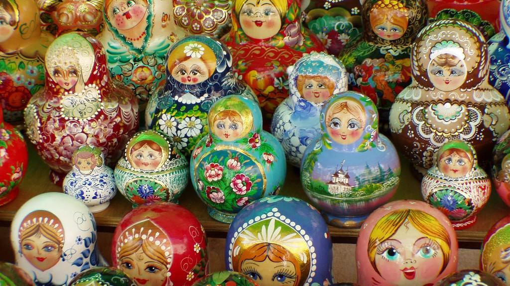 Matryoshka Dolls | twiga_swala/Flickr