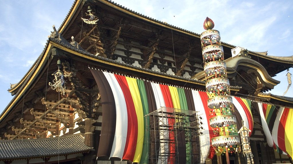 Todai-ji Temple | © Zanpei/Flickr