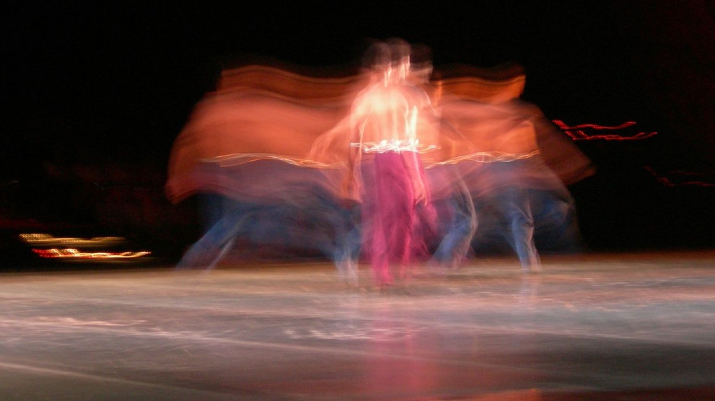 Cuban ballet dancer in motion ©  Chrys Omori / Flickr