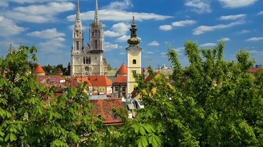 Zagreb Cathedral | © Jorge Franganillo/Flickr