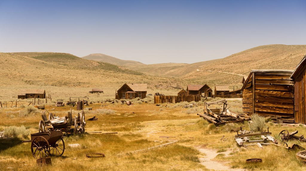 A History of Bodie, America's Most Notorious Ghost Town