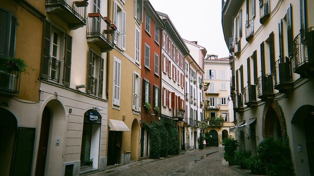 Brera, Milan   © Martin Stiburek/Flickr