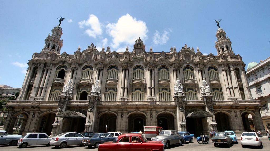 Gran Teatro de La Habana, home of the Cuban National Ballet | © Brian Snelson/Flickr