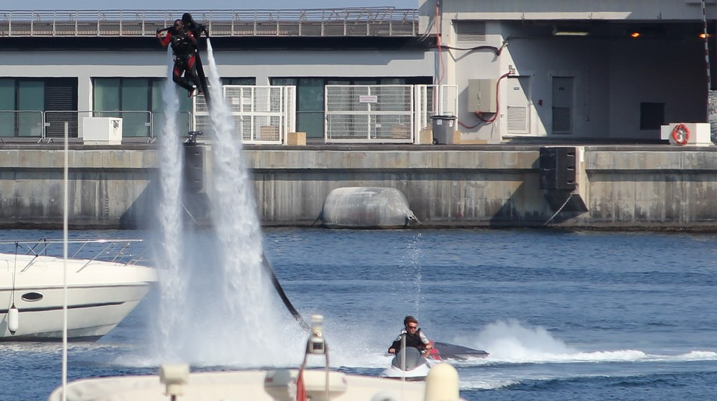 Watersports in Monaco  © Mathieu Marquer / Flickr