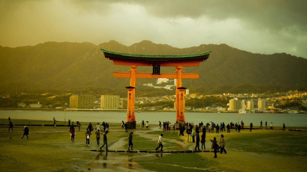 Itsukushima Shrine   © Freedom II Andres/ Flickr