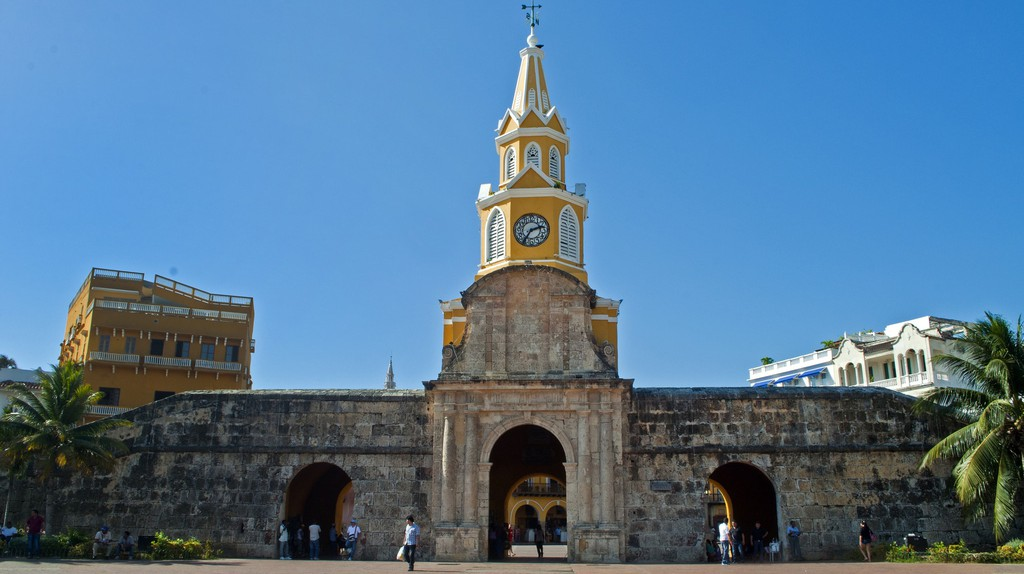 Cartagena, Colombia | © Rafaela Ely / Flickr