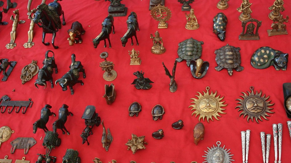 Anjuna flea market | © Nagarjun Kandukuru / Flickr