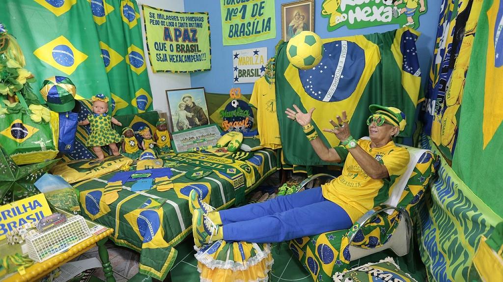Brazil-centric   (c) Pixabay