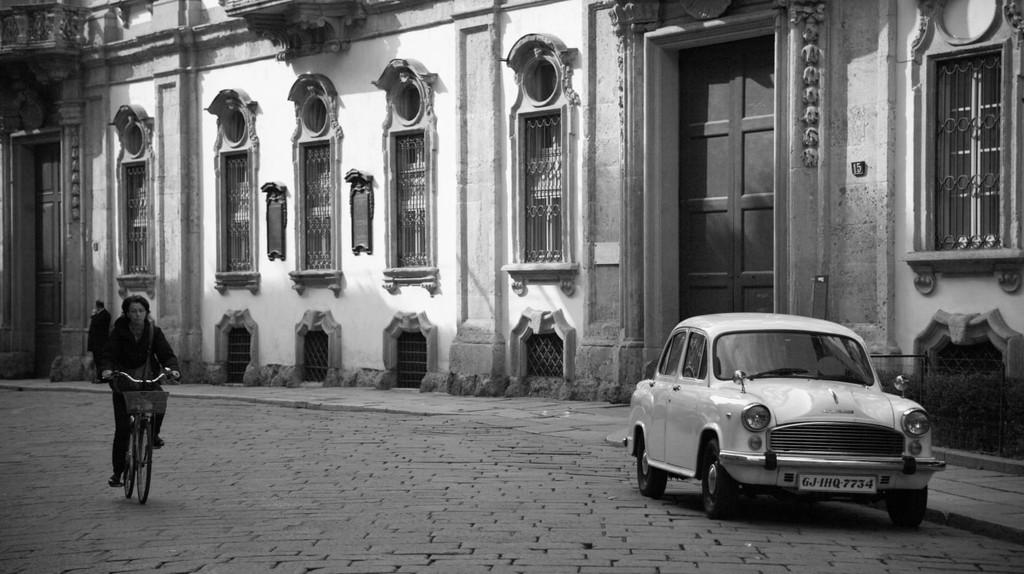 A cobbled street in Brera, Milan   © Joe Hunt/Flickr
