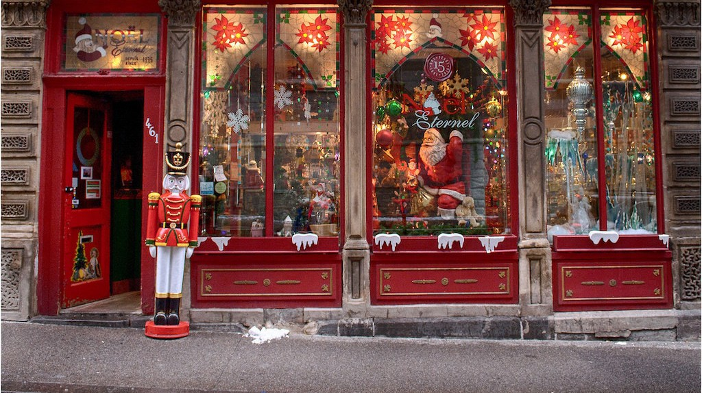 Christmas in Old Montreal | © Michel Craig / Flickr