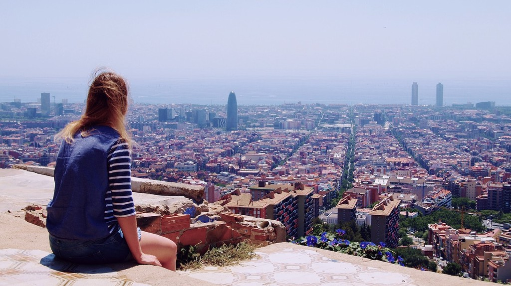 Travel solo in Spain © Pixabay