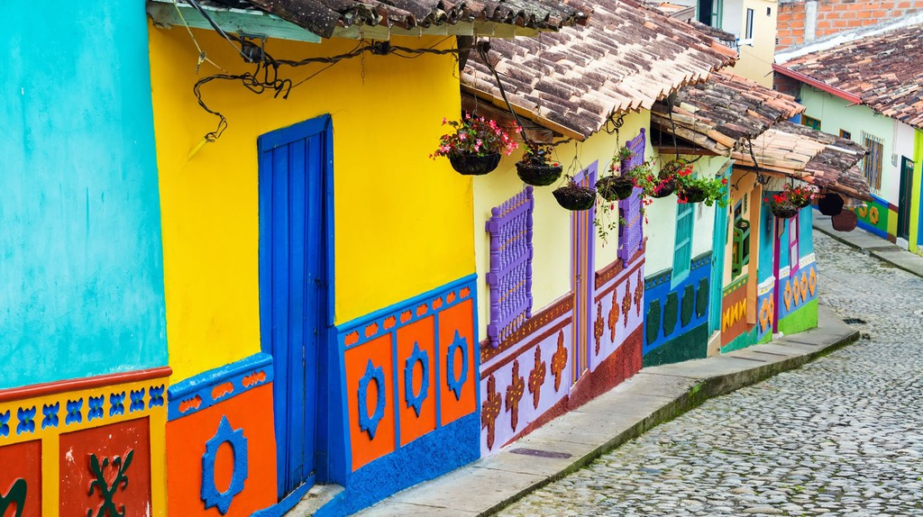 Colourful Colombia | © gustavo9917 / Pixabay