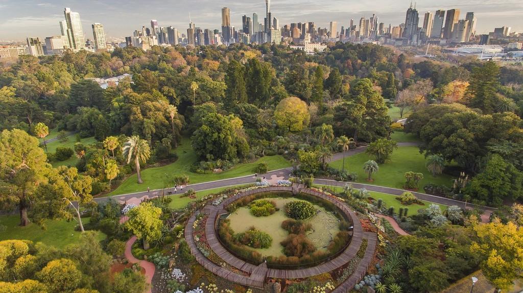A Guide To Melbourne's Royal Botanic Gardens