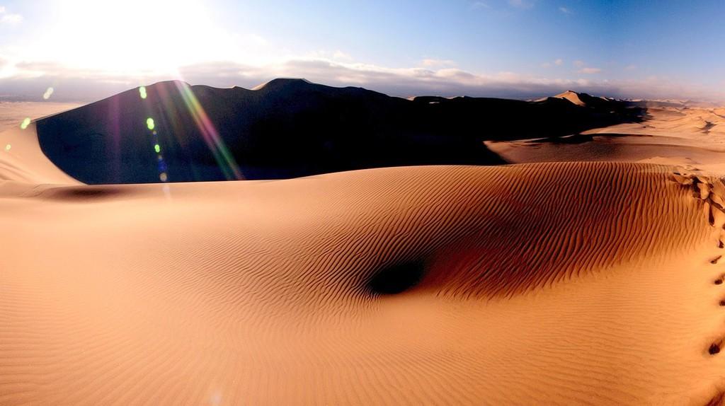 Dunes of Namibia   © Djwosa/Pixabay