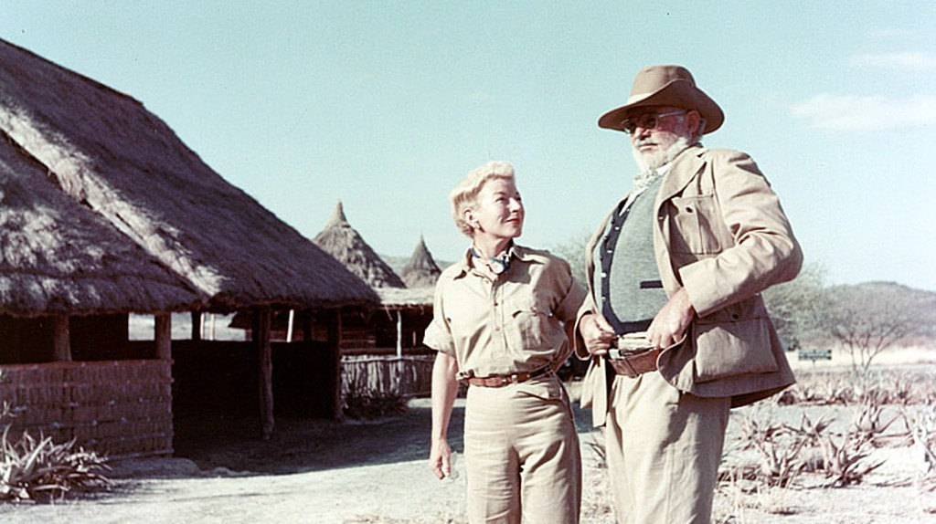 Ernest and Mary Hemingway on safari in Africa, 1953-1954 | © Public Domain/WikiCommons