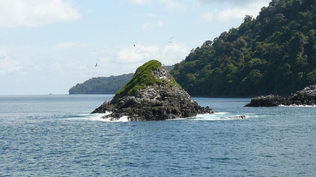Gorgona Island, Colombia | ©Mateo.gable/WikiCommons