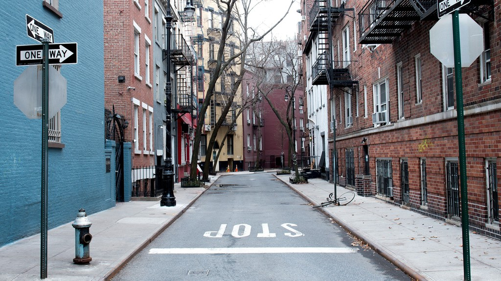 New York Street | © Hans M/Unsplash