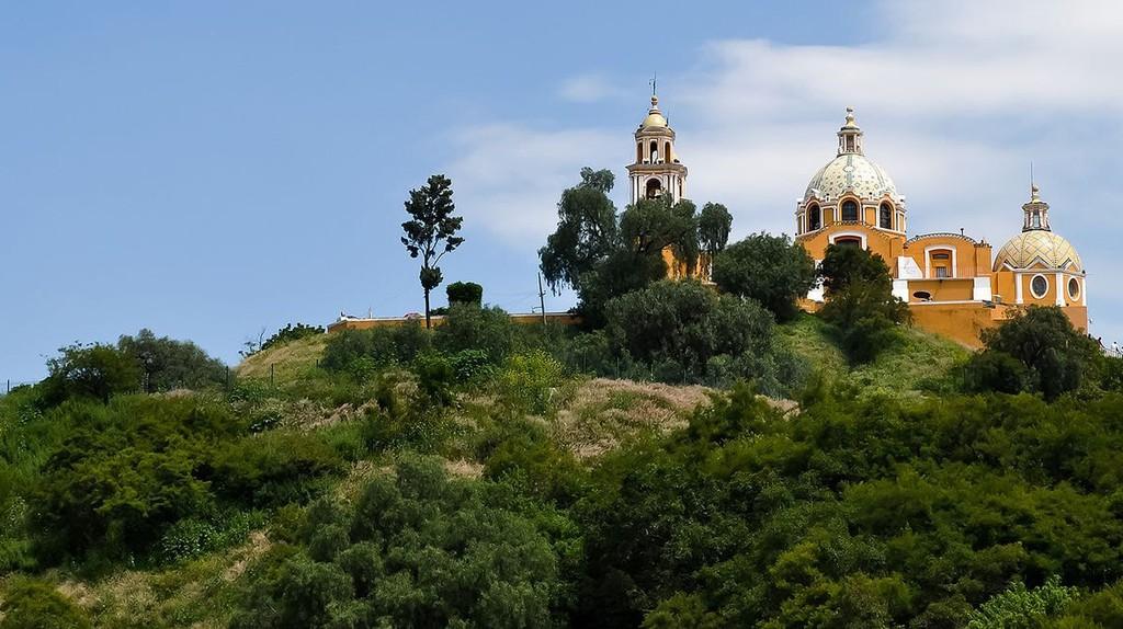 Puebla's 10 Most Beautiful Churches