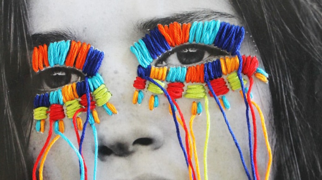This Mexican Artist Yarn Bombs Celebrities and It's Amazing