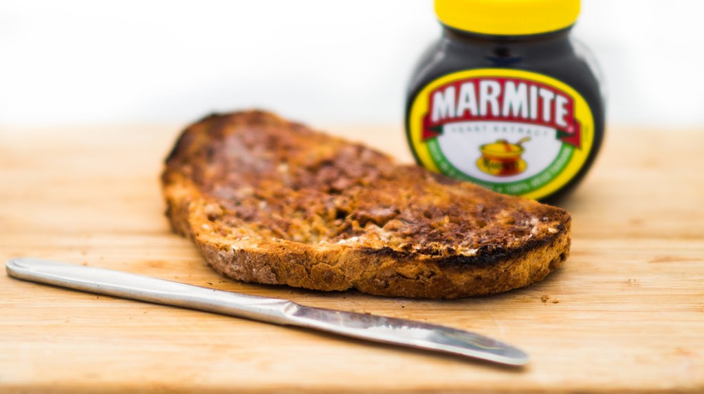 Marmite on toast | © Stewart Black/Flickr