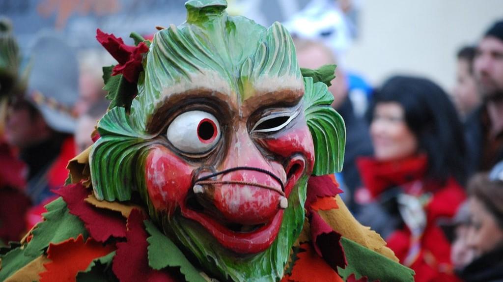 carnival costume | © gaertringen / Pixabay