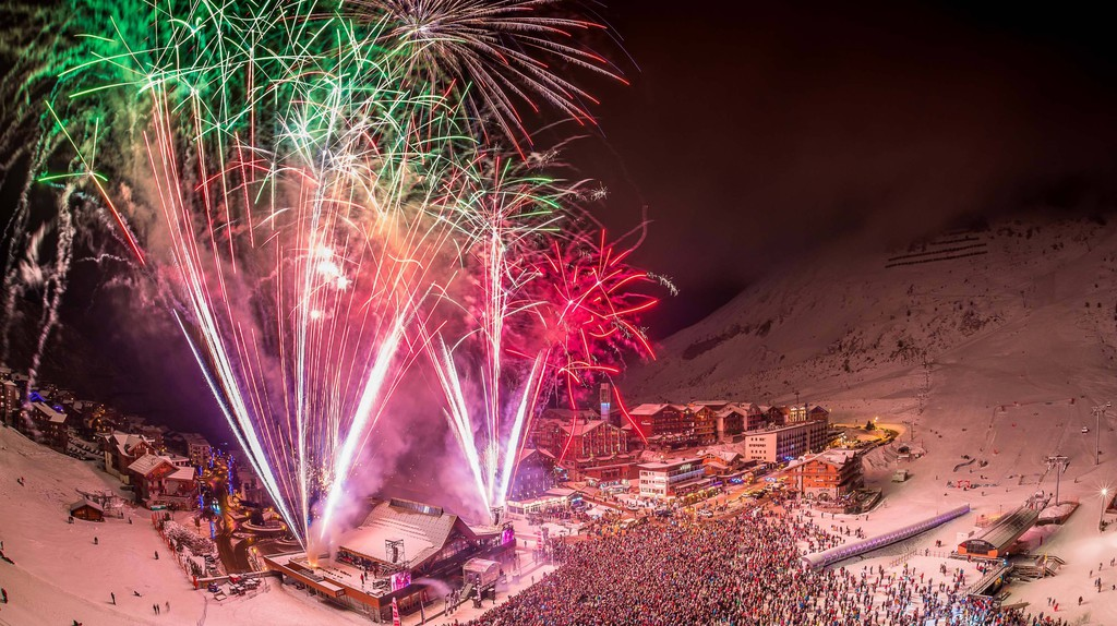 Tignes New Year |© Andy Parant