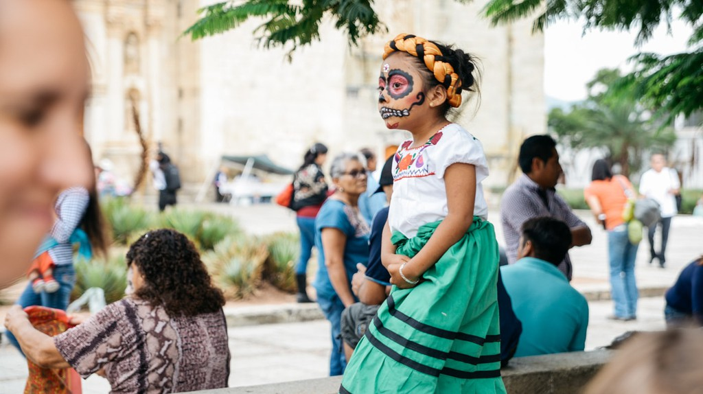How Locals Celebrate Day of the Dead in Oaxaca