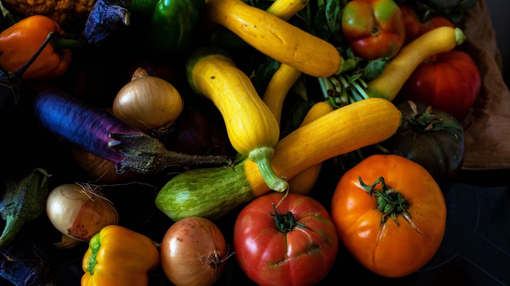 All the ingredients that make up ratatouille, a classic southern French dish | © Mon Oeil / Flickr