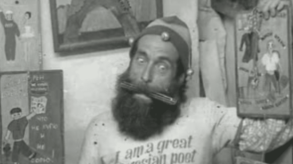 Screen shot of The Legend of Old Man Bukashkin | © The Cultural Centre Russian Week/YouTube