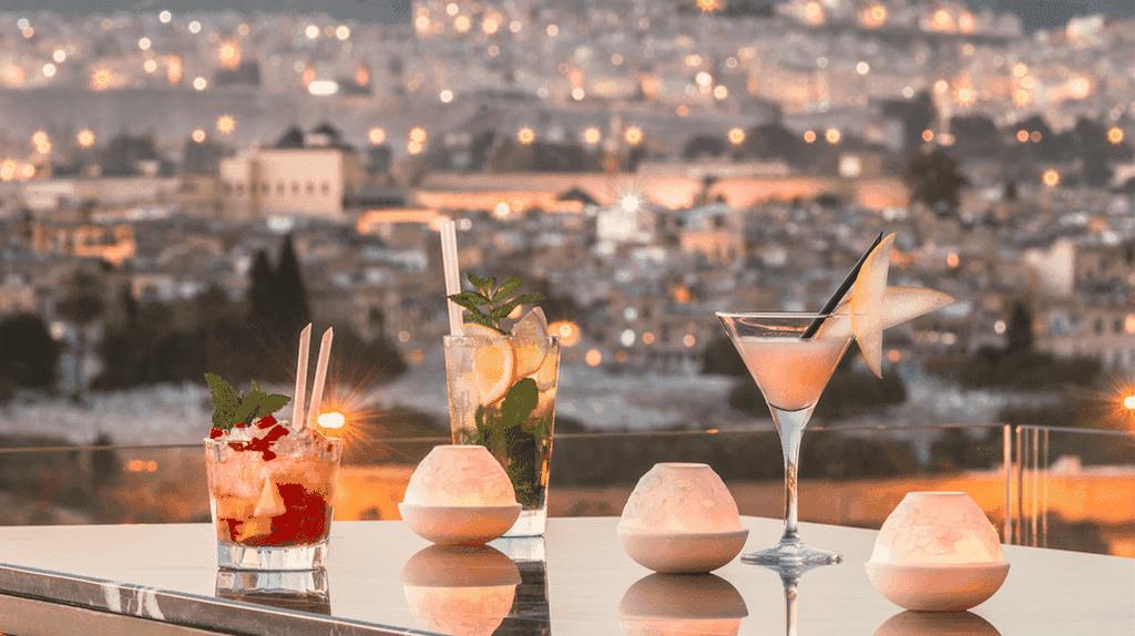 Cocktails at Hotel Sahrai | Courtesy of Hotel Sahrai