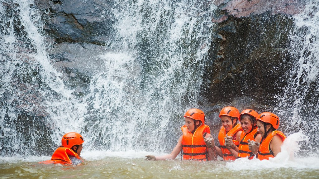 Get your fill of action by canyoning | © withGod/shutterstock