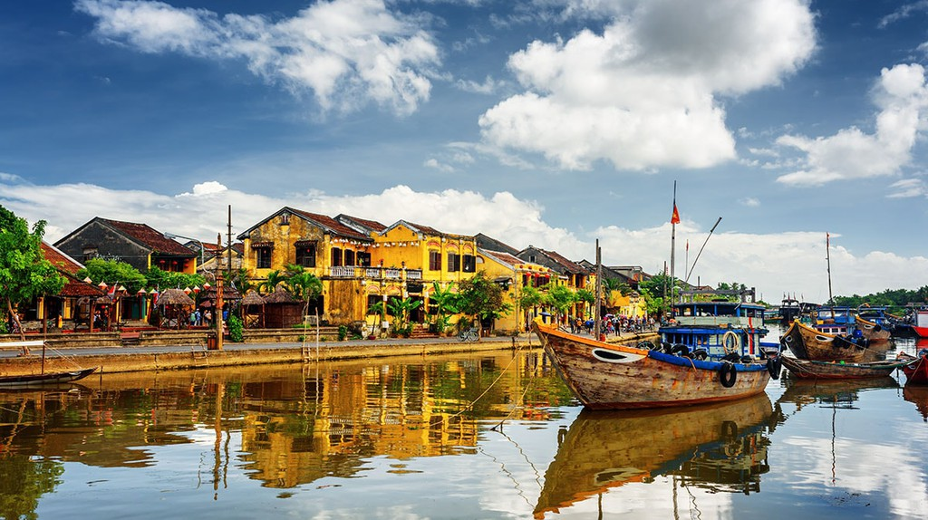The one and only Hoi An, Vietnam | © Efired/shutterstock