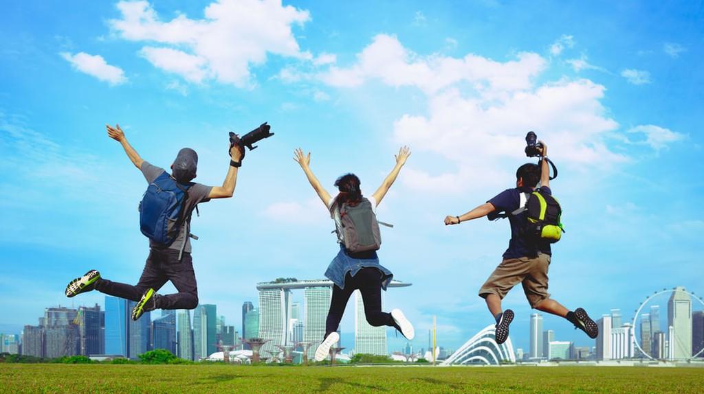 Hello Singapore! | © Patrick Foto / Shutterstock